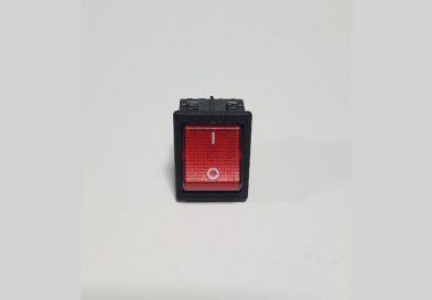 Aç-Kapa Anahtar Kırmızı 0-1
